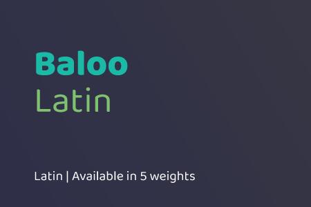 Baloo 2 (Latin)